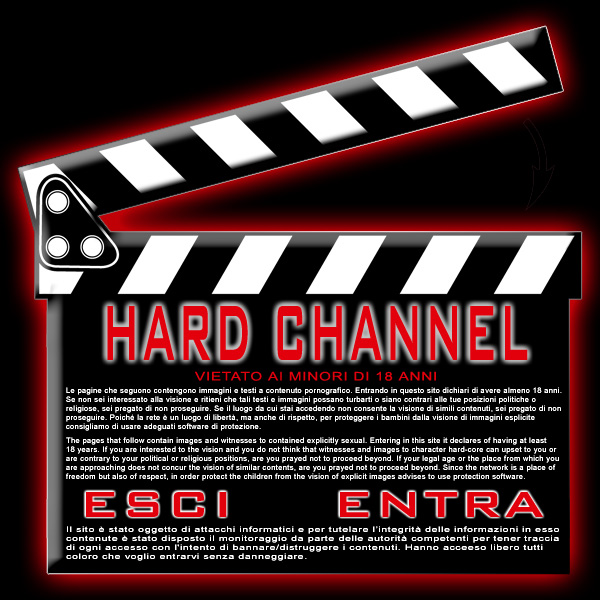 HARDCHANNEL.TV - VIETATO AI MINORI